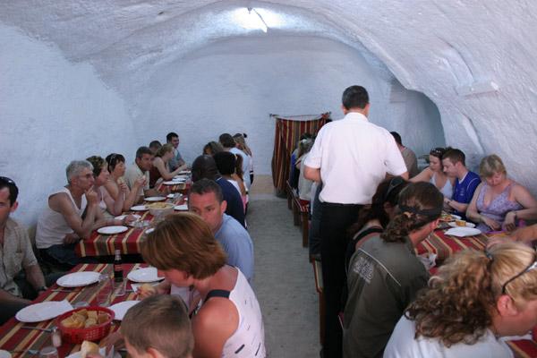 Экскурсия в гости к берберам