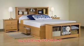 Giường ngủ GSM0109