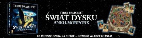 Świat Dysku: Ankh Morpork