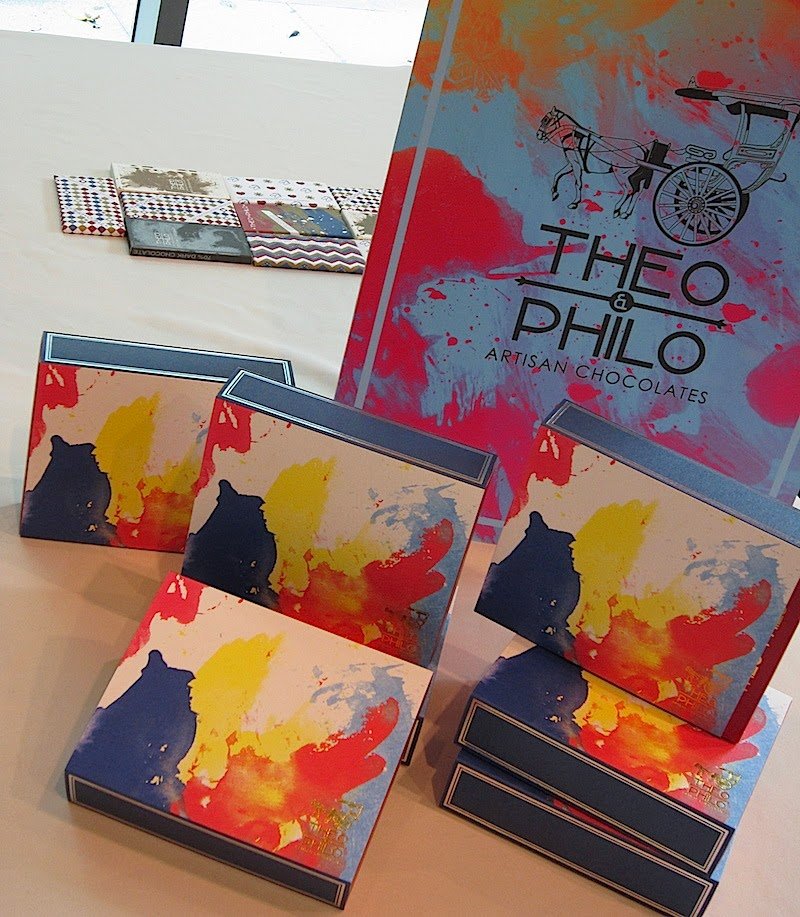 Theo & Philo artisanal chocolates