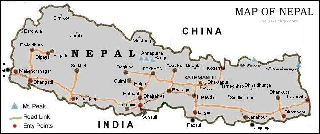 Maps of nepal manisha uk gumiabroncs Choice Image