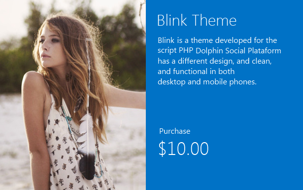 Blink Theme for phpDolphin - 2