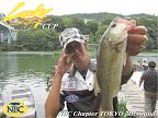第25位の林選手。JB河口湖Bシリーズ第3戦:2位入賞! 2011-08-25T15:59:58.000Z
