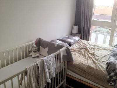 slaapkamer delen met baby – artsmedia, Deco ideeën