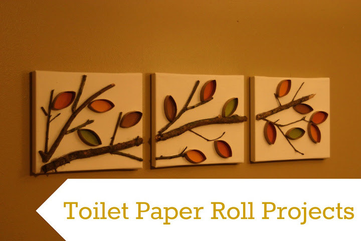 Toilet Paper Roll Projects Icon