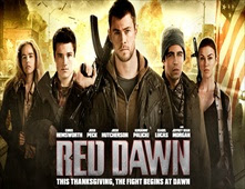 فيلم Red Dawn بجودة DVDRip