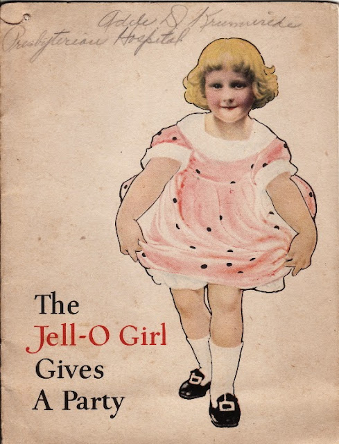 The Jell-O Girl Gives A Party