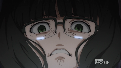 Black Rock Shooter TV Episode 4 Screenshot 1