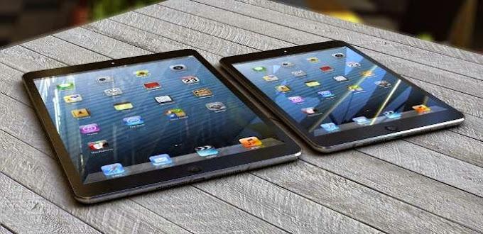 Los rumores hablan de un iPad 5 de más tamaño