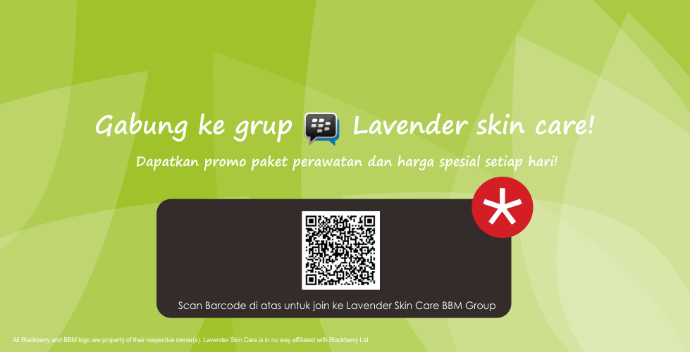 Lavender Skin Care BBM Group