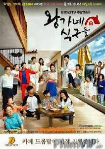 Gia Đình Hoàng Gia - The Wang Family poster