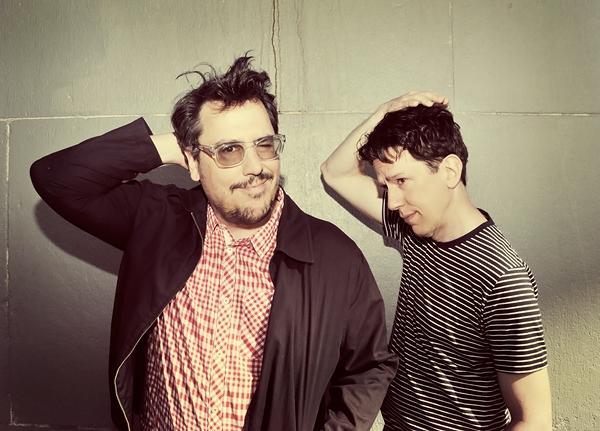John Flansburgh and John Linnell TMBG Rolling Stone December 2012