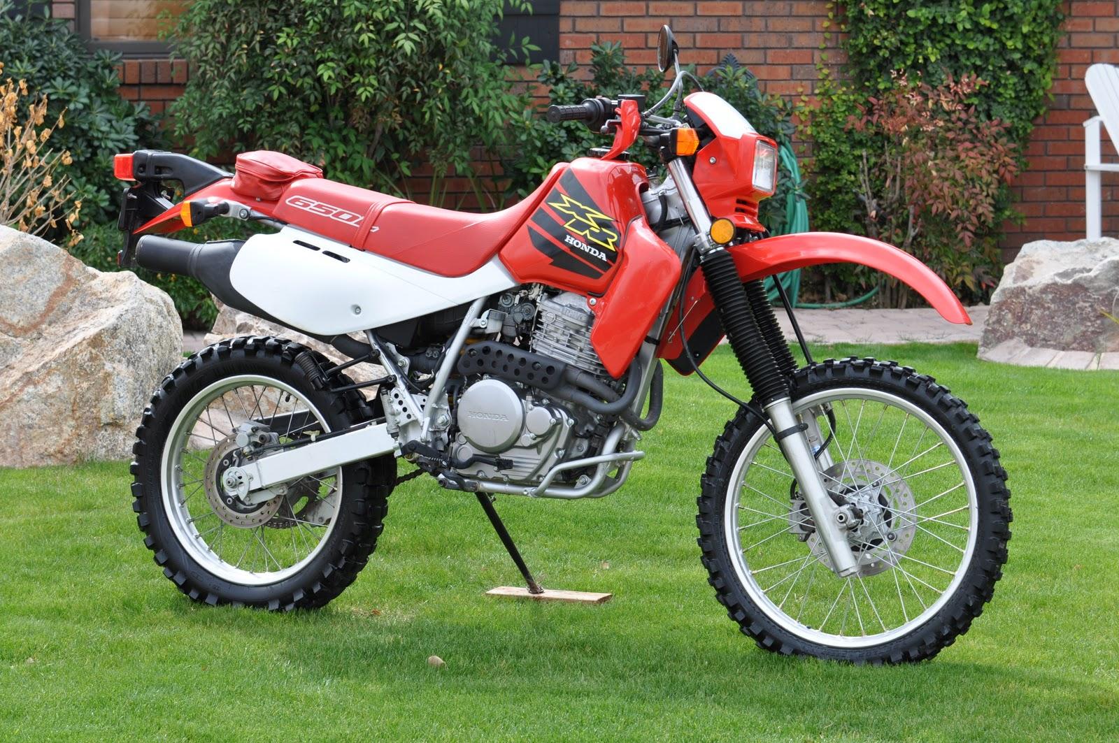 XR650L for sale in AZ: Pictures - 2000 Honda XR650L ...