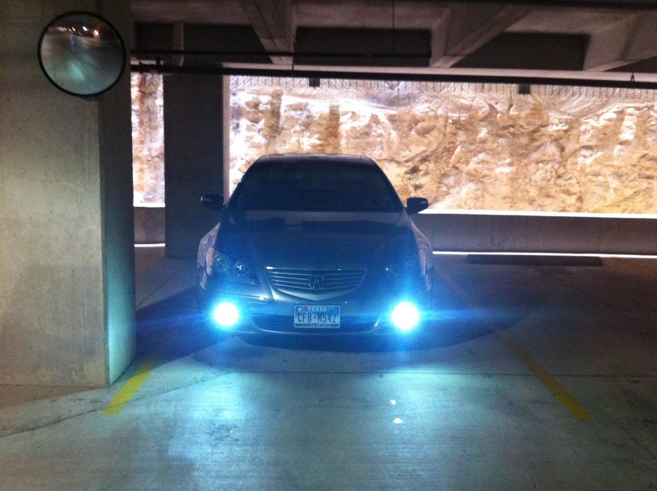 XENON HID Kit Acura TSX 04-11 H11 8000K OEM Fog Headlight Light Beam Conversion