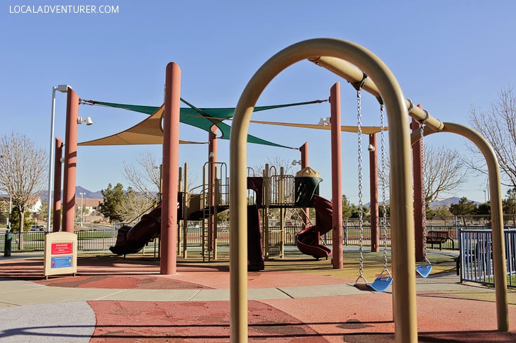 Show Me Around Your Neighborhood - Las Vegas Playground.