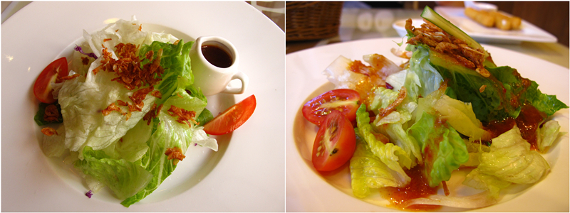 MR.CHEF'S廚師先生義大利麵泰式櫻花蝦沙拉