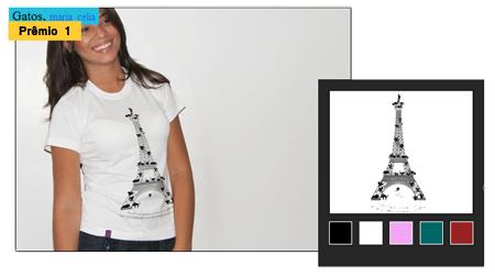 Sorteio de Camiseta da Republica das Cores Prêmio 1