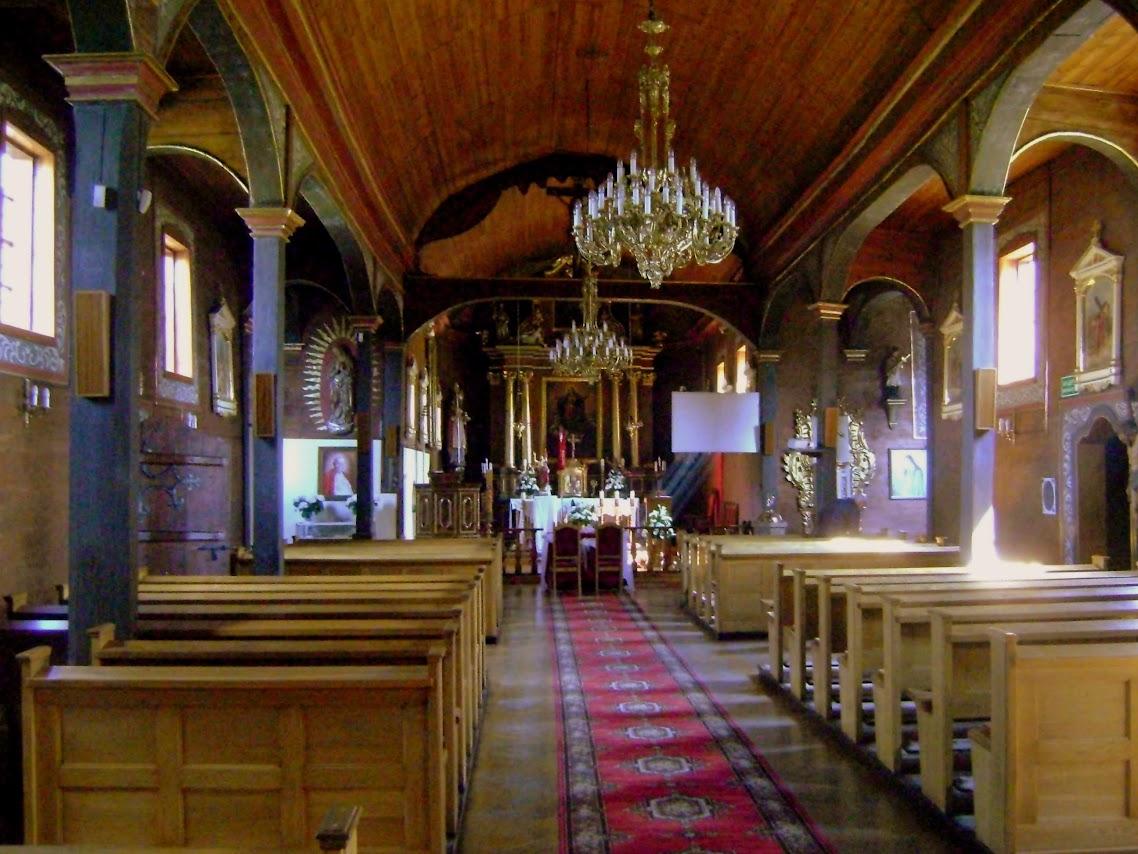 Grzegorzew, kościół