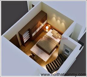 Mẫu thiết kế nội thất đẹp 06