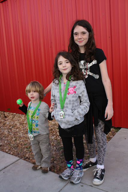 Junior Gasparilla (Raising Runners, Part 4)