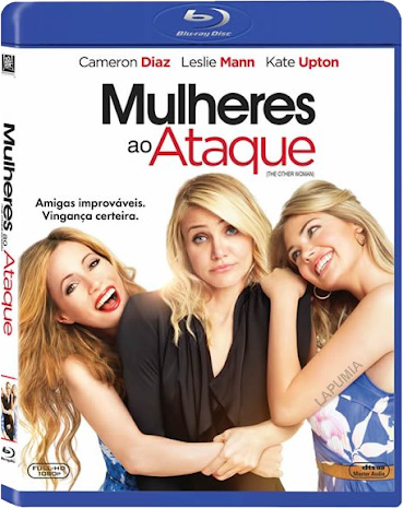 Mulheres ao Ataque Dublado Torrent - BDRip DVDRip Bluray DualAudio (2014) Legendado