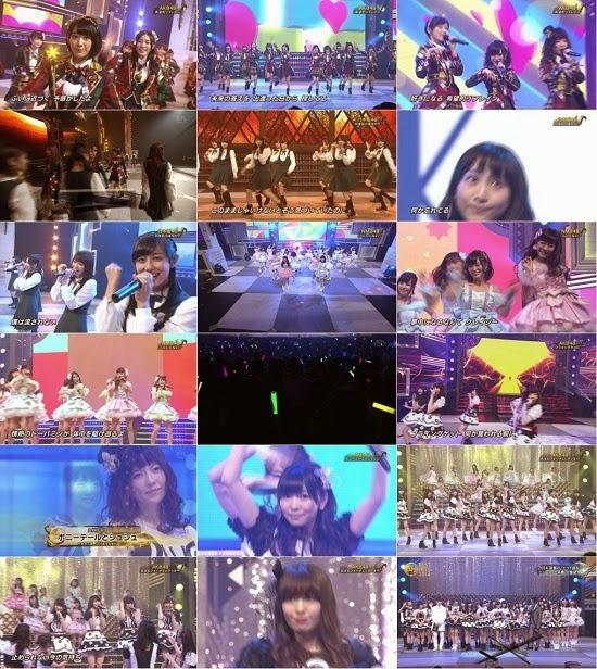 (TV-Music)(1080i) AKB48G 乃木坂46 – ベストヒット歌謡祭2014 141120