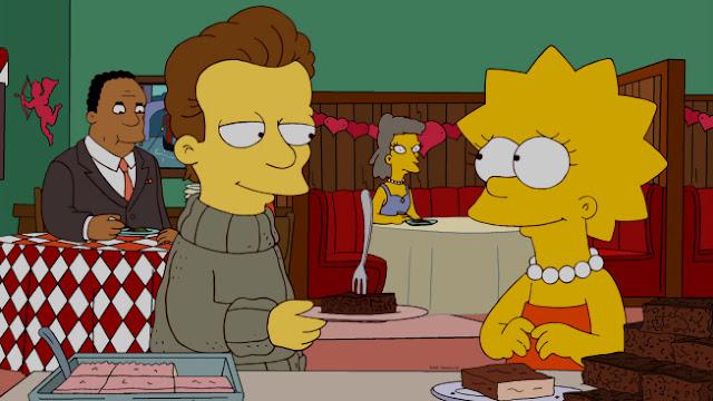 Starting the daughter also rises simpsons music 500 - Bart et milhouse ...