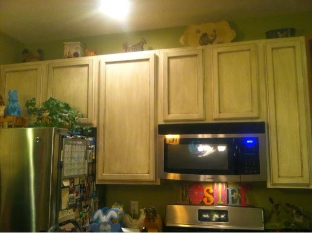 Screwing Kitchen Cabinets Toghert