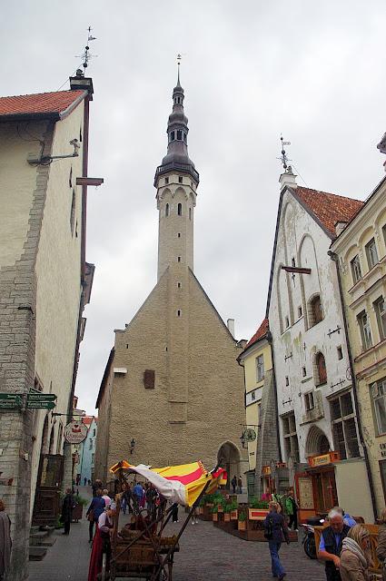 Ayuntamiento de Tallin