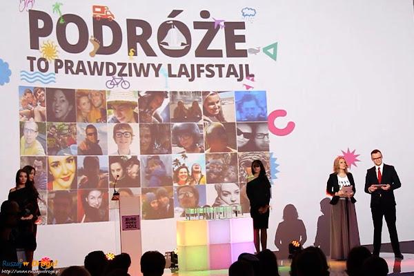 gala blog roku onet 2012 - podróże to prawdziwy lajfstajl