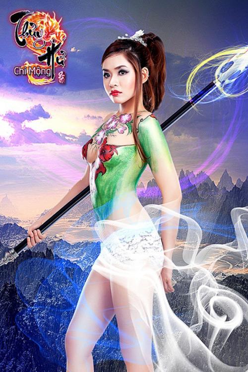 Thủy Hử Chi Mộng tung cosplay chào sân làng game Việt 5