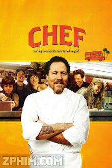Siêu Đầu Bếp - Chef (2014) Poster