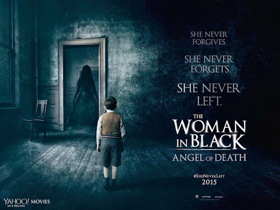 Η Γυναίκα με τα Μαύρα 2: Άγγελος Θανάτου (The Woman in Black 2: Angel of Death) Wallpaper