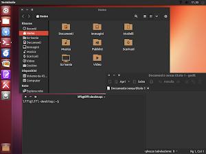 Numix tema ed icone in Ubuntu 13.04 Raring