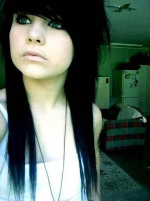 emo hairstyles for short hair for girls. Long Emo Hairstyles For Girls: