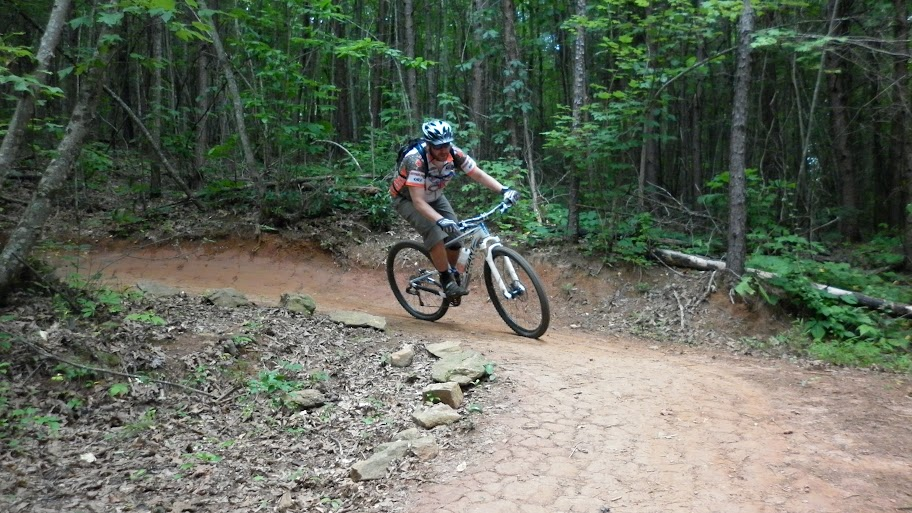 how to ride mountain bike trails