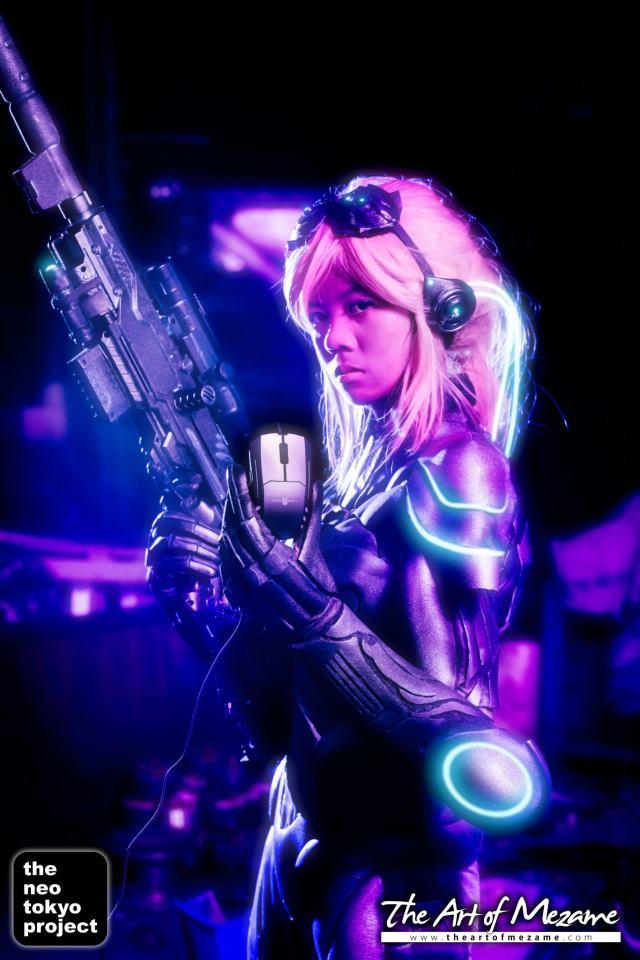 Bộ ảnh cosplay StarCraft 2 đến từ Singapore - Ảnh 5