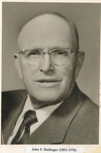 John F. Hullinger