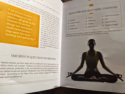 Meditation does help improve health and lifestyle Lifestyle Change for Relief. At Last
