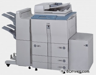 download Canon iR5000 printer's driver