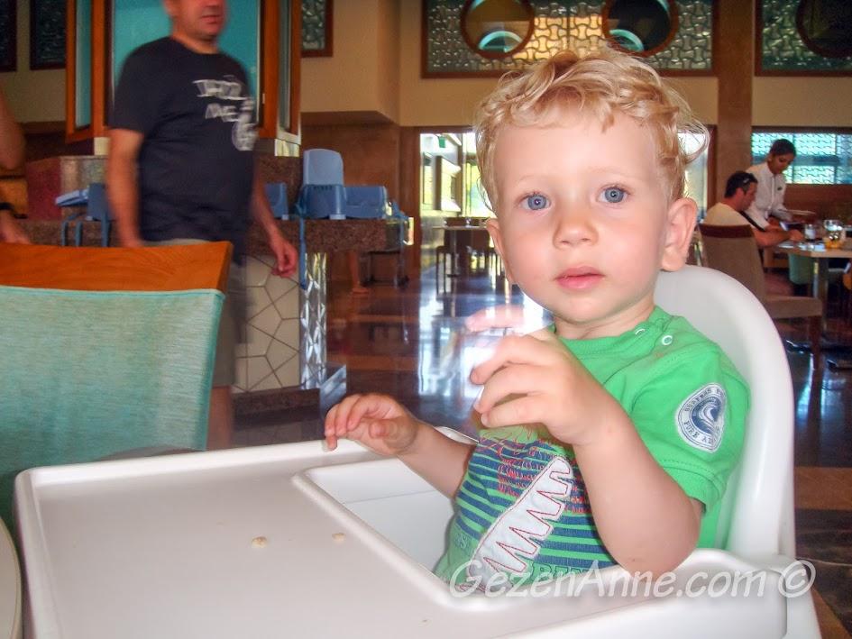 Hilton Dalaman Sarıgerme'de yemekten önce