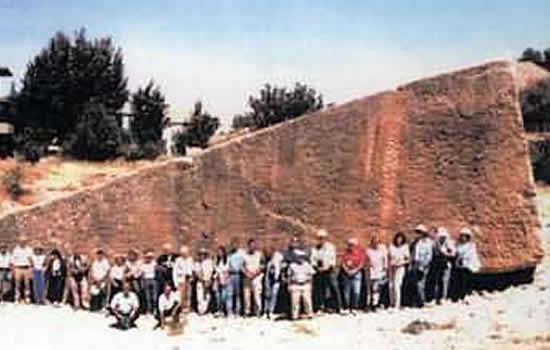 Baalbek, misteri batu megalitikum super berat