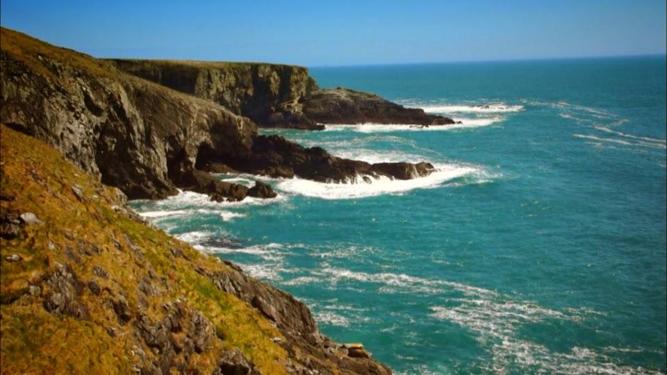 Mizen Head. From Driving Ireland's Wild Atlantic Way
