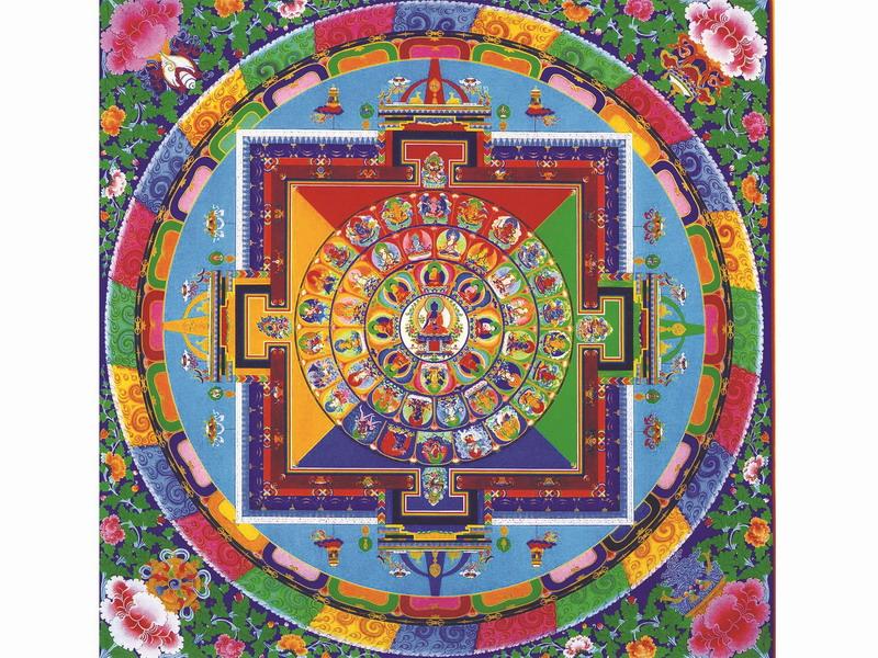Jade Buddha for Universal Peace World Tour