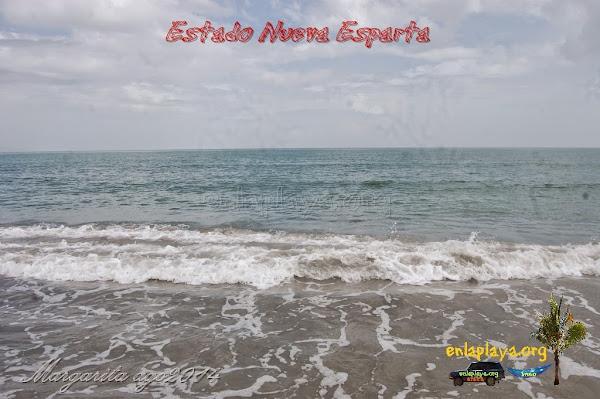 Playa La Restinga (La Guardia) NE075, Estado Nueva Esparta, Municipio Tubores