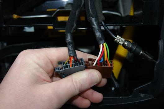 как подключить магнитолу на киа спектра