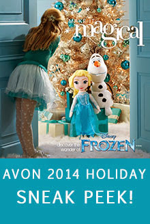 Preview the 2014 Avon Holiday Collection!