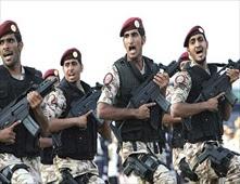 إنفجار قنبلة في كلية عسكرية سعودية