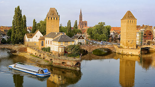 The Petite France District, Strasbourg, Alsace, France.jpg