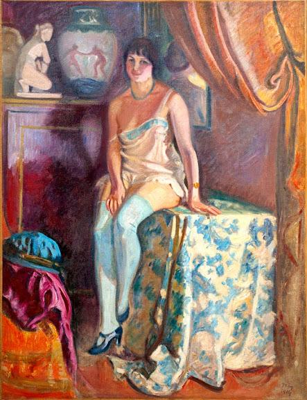 Jean Puy - La Charmante Anita, 1914